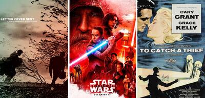 Star Wars 8 - Filme zur Vorbereitung auf Die letzten Jedi