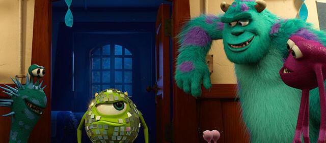 Monströse Verbindungen Die Monster Uni Stellt Ihre Schüler Vor