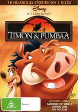 Abenteuer mit Timon und Pumbaa - Poster