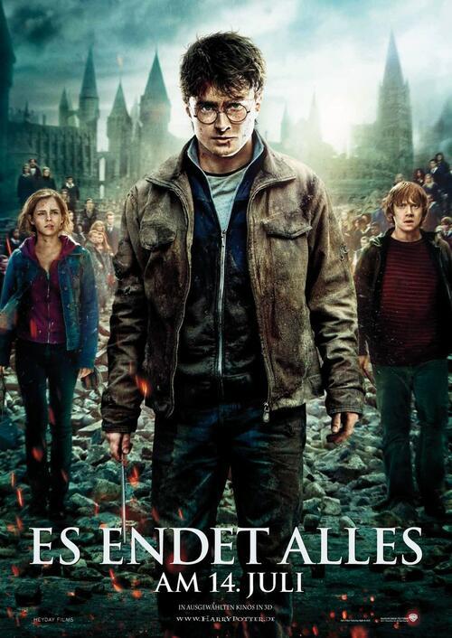 Harry Potter Und Die Heiligtümer Des Todes 2 Stream Alle Anbieter