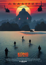 Kong: Skull Island - Poster