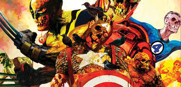 Bild zu:  Marvel Zombies