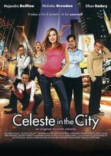 Celeste and the City - Poster