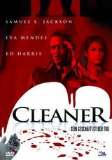 Cleaner - Sein Geschäft ist der Tod - Poster