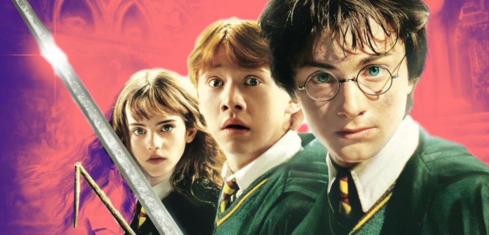 Harry Potter und die Kammer des Schreckens: die Auslassungen