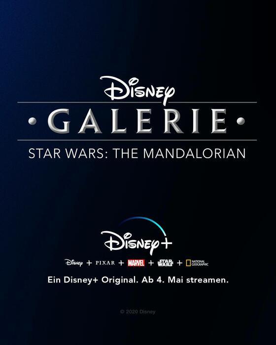 Disney Galerie: The Mandalorian, Disney Galerie: The Mandalorian - Staffel 1