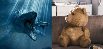 Bild zu:  Auch Ted konnte sich den Thron der Nahrungskette nicht erkämpfen