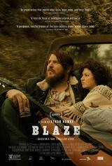Blaze - Poster