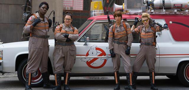 Ghostbusters Auch Melissa Mccarthy Hat Ihre Probleme Mit Dem Trailer