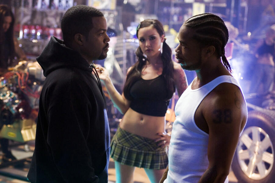 xXx2: The Next Level mit Ice Cube und Xzibit