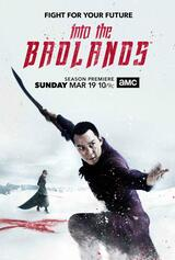 Into the Badlands - Staffel 2 - Poster