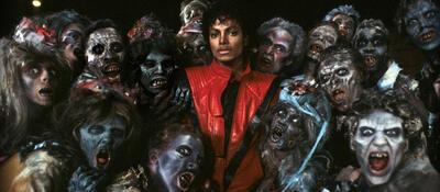 Michael Jackson und die Untoten