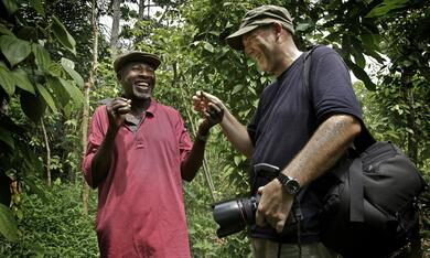 Über den Inseln Afrikas – Sao Tome und Principe - Bild 2