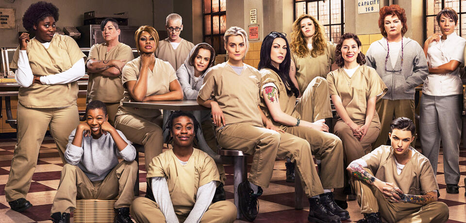Orange Is The New Black Staffel 6 Haucht Der Serie Neues Leben Ein