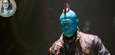 Michael Rooker schlüpfte erneut in die Rolle des Yondu