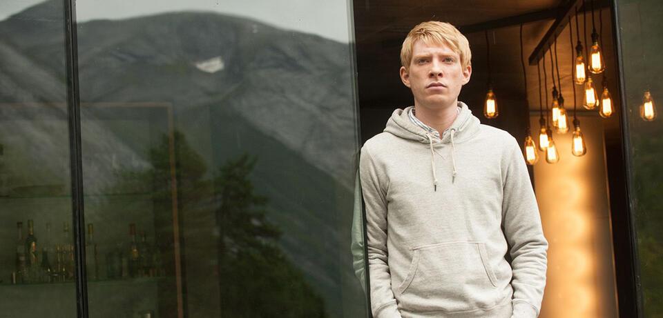 Domhnall Gleeson in Ex Machina