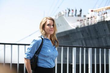 Nicht Kate Winslet: Marie Westbrook in Titanic 2