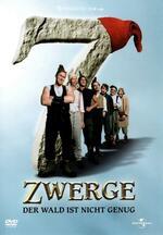 7 Zwerge - Der Wald ist nicht genug Poster