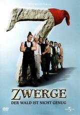 7 Zwerge - Der Wald ist nicht genug - Poster