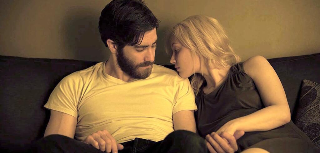 Jake Gyllenhaal und Sarah Gadon