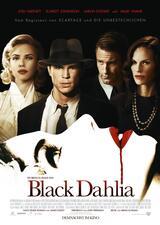 Black Dahlia - Poster