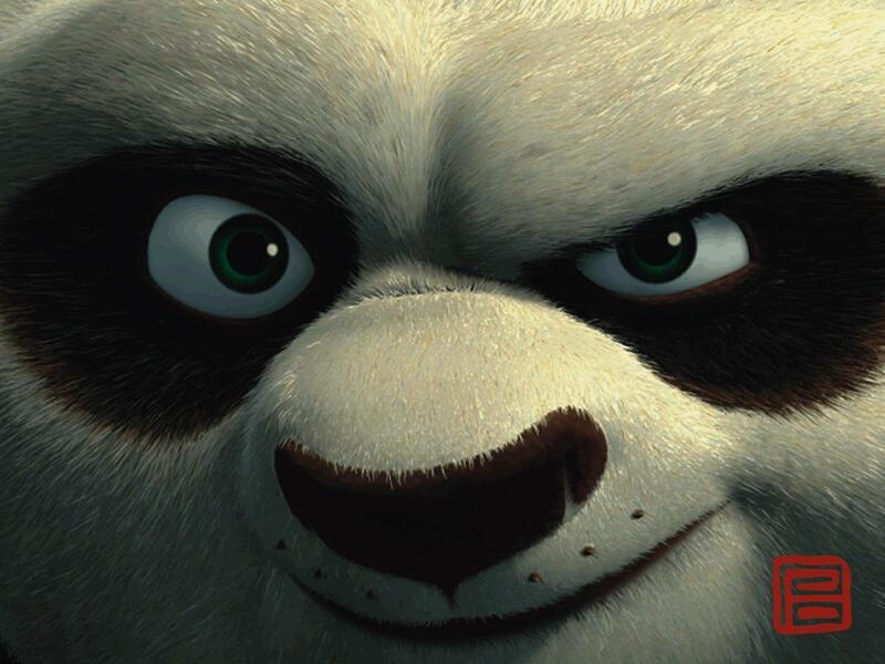 Kung Fu Panda - Bild 3 von 23