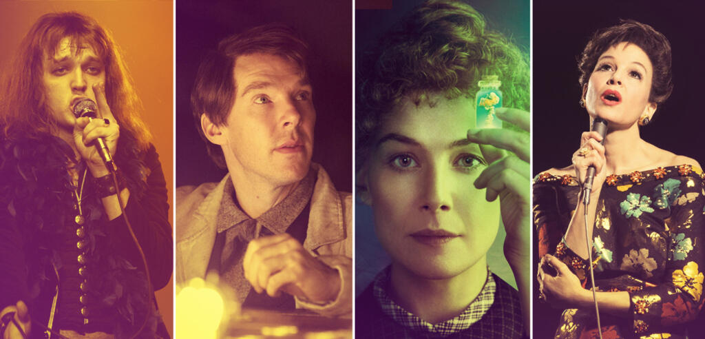 Lindenberg / Edison/ Marie Curie /Judy