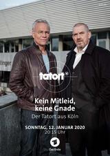 Tatort: Kein Mitleid, keine Gnade  - Poster