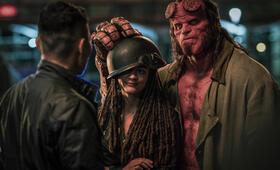 Hellboy - Call of Darkness mit David Harbour und Sasha Lane - Bild 4