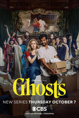 Ghosts - Poster