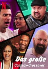 Das große Comedy-Crossover - Poster