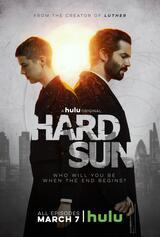 Hard Sun - Poster