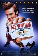 Ace Ventura - Ein tierischer Detektiv Poster