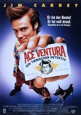 Ace Ventura - Ein tierischer Detektiv - Poster