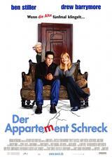 Der Appartement-Schreck - Poster