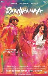 Raanjhanaa - Poster