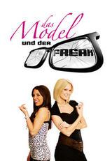 Das Model und der Freak - Poster