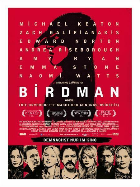 Birdman Besetzung