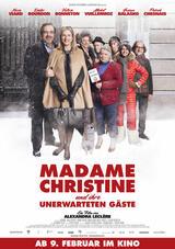 Madame Christine und ihre unerwarteten Gäste - Poster