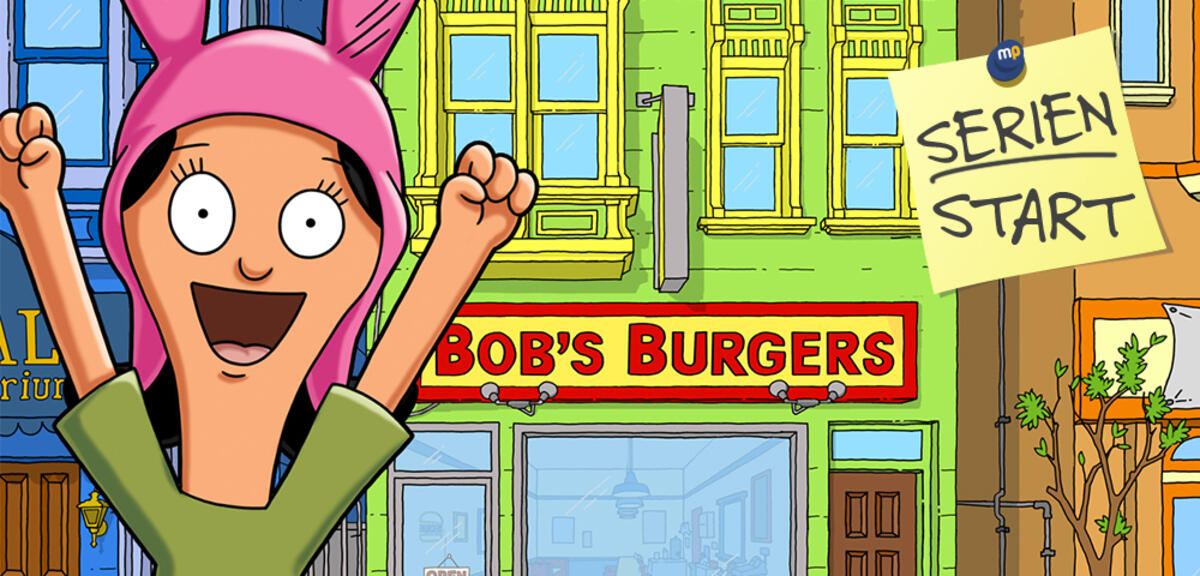 Comedy Central Bobs Burger