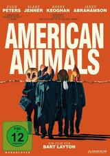 American Animals - Poster