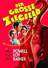 Der große Ziegfeld - Poster
