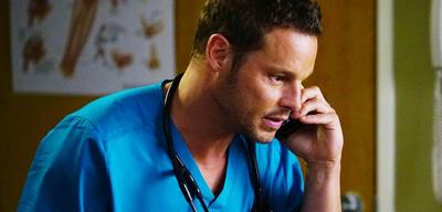 Grey's Anatomy: Alex in Angst