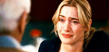 Kate Winslet weint in Liebe braucht keine Ferien