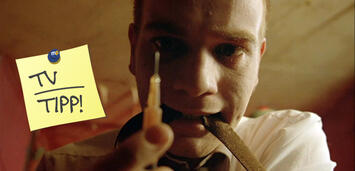Bild zu:  Ewan McGregor in Trainspotting