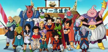 Bild zu:  Dragon Ball