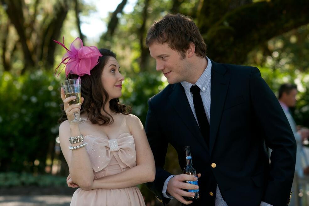 Fast verheiratet mit Chris Pratt und Alison Brie