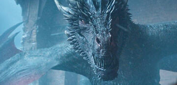 Drogon in Game of Thrones - jetzt auch in Westworld