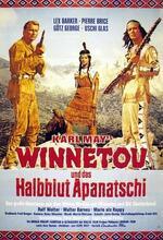 Winnetou und das Halbblut Apanatschi Poster