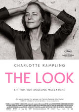 Charlotte Rampling: The Look - Poster